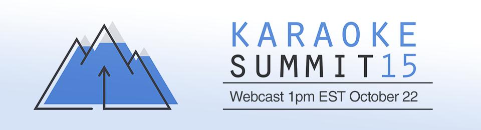 Karaoke Summit 2015